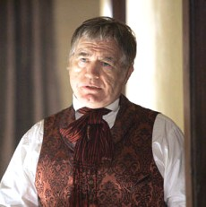 HBO Character, Jack Langrishe played by Brian Cox